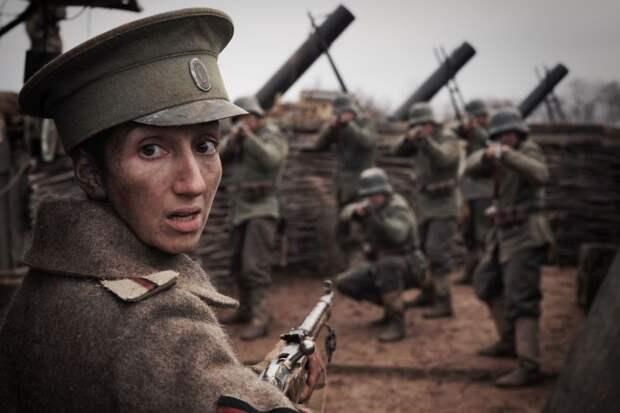 «Батальонъ»: Баба - дура, штык - молодец