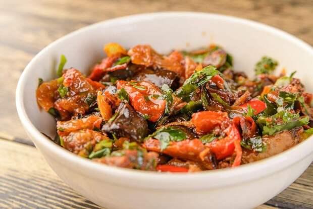 Запеченные овощи по-армянски