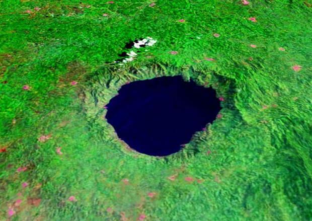 Метеоритные кратеры на Земле