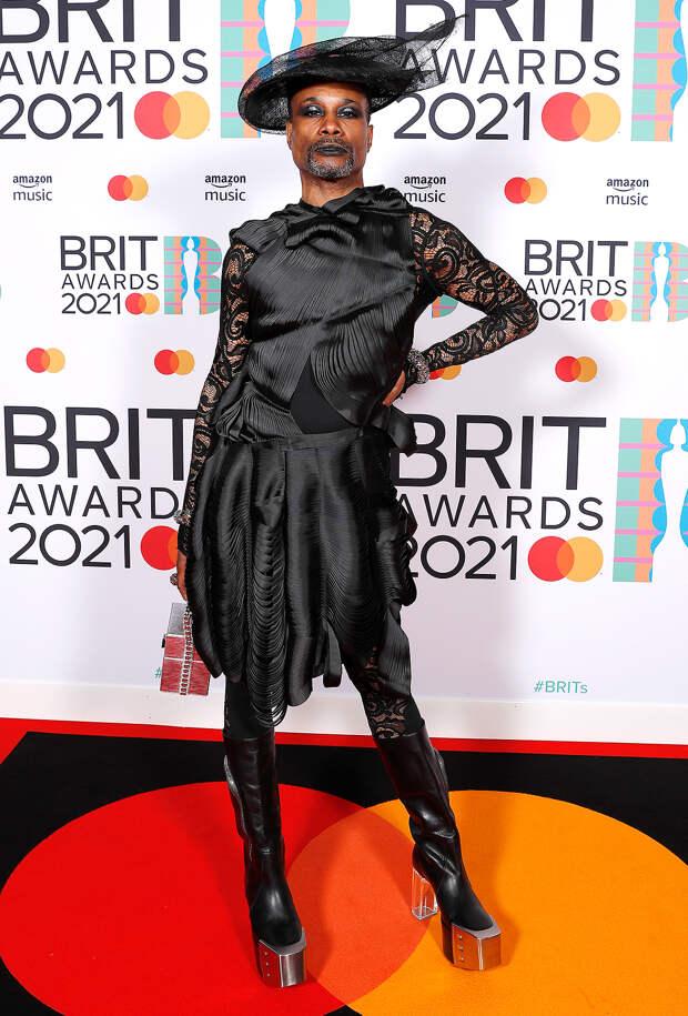 Билли Портер BRIT Awards 2021