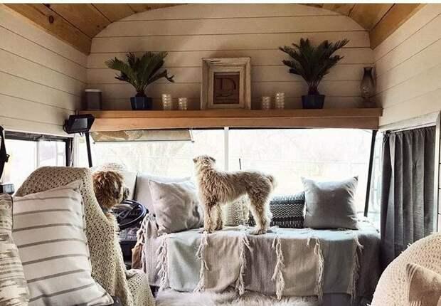 6 фото домов на колёсах, в которых уютнее, чем в твоей квартире