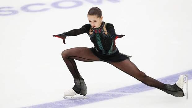 Валиева выиграла 5-й этап Кубка России. Результат ученицы Тутберидзе превысил мировой рекорд