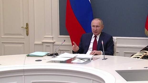 Путин и стена. Евгений Сатановский