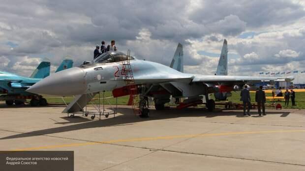 Раскрыто главное преимущество российского Су-35 перед американским F-22