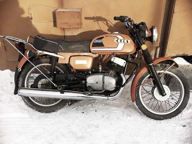 """Мотоцикл""""Cezet"""" мопеды, мотоциклы, ностальгия, ссср"""