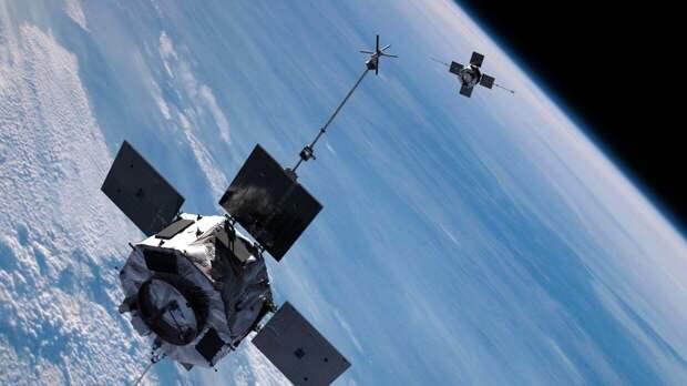 Следящий за ракетными угрозами спутник США выведен на орбиту