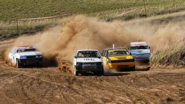 Чемпионат по автокроссу пройдет в Алтайском крае 15 и 16 мая