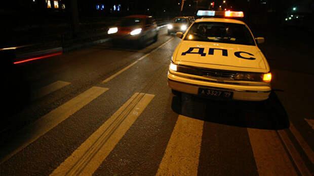 Автобус насмерть сбил девочку на самокате на пешеходном переходе в Химках