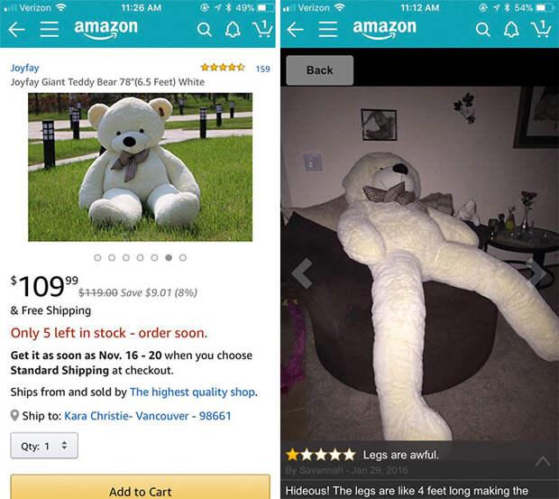 26 раз, когда кто-то купил вещь в Интернете — и очень пожалел об этом
