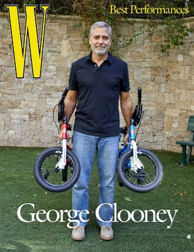 """Джордж Клуни честно рассказал о самоизоляции с женой Амаль и близнецами: """"Она бы убила меня"""""""