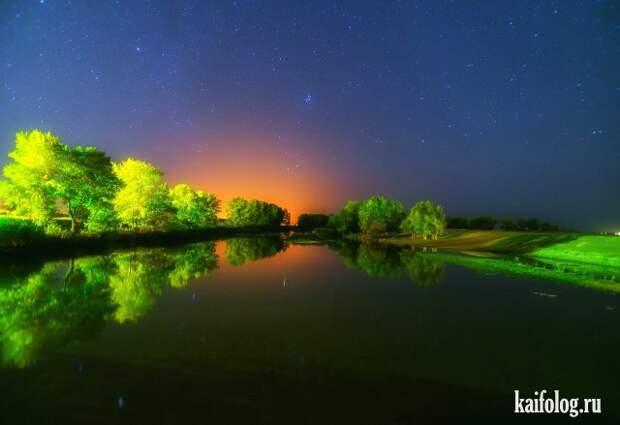 Лучшие фото природы (55 фото)