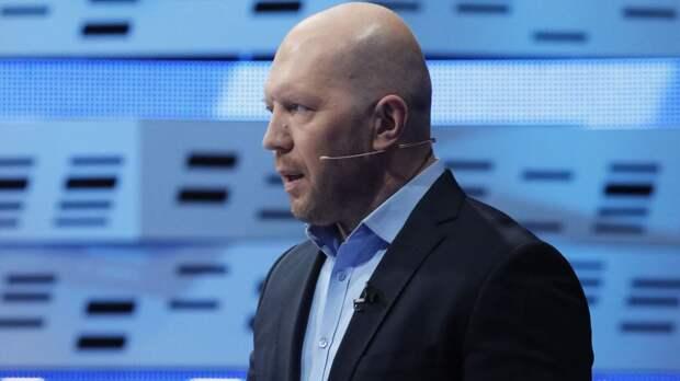Главреды СМИ Петербурга и телеведущий Кузичев обсудят 12 июня итоги недели