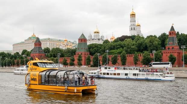 Речной транспорт в Москве адаптируют для маломобильных пассажиров