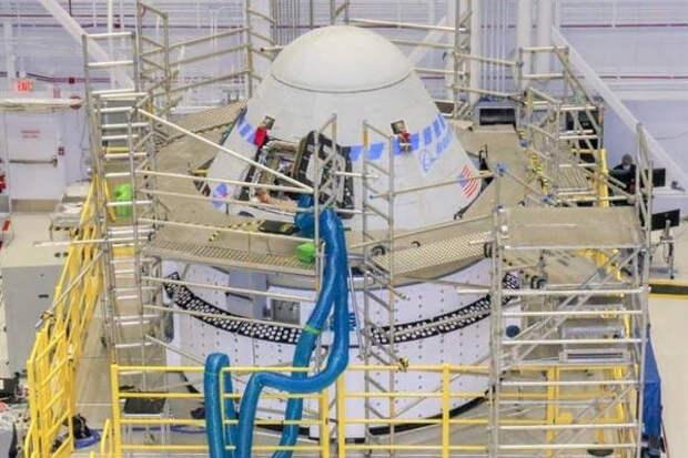 Запуск корабля Starliner без экипажа к МКС наметили на 30 июля