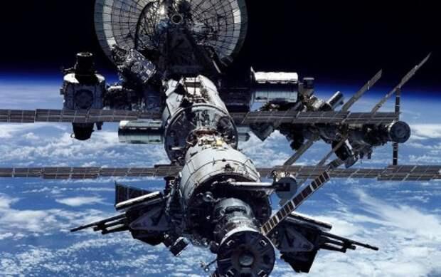 Российский сегмент МКС может «отпочковаться» от станции после 2024 года