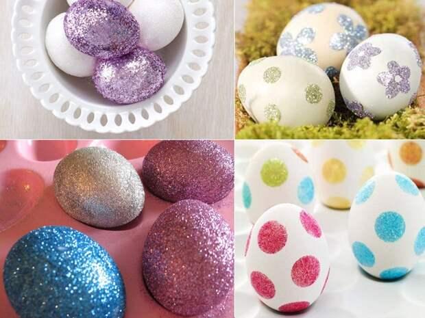15 прикольных идей для пасхальных яиц