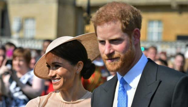 Названы пять причин, почему Меган Маркл и принц Гарри не вернутся в королевскую семью