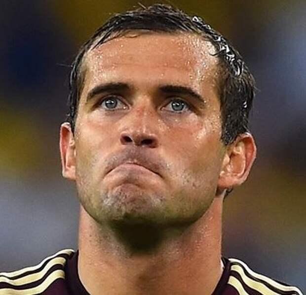 Кержаков стал футболистом-браконьером