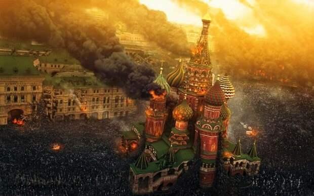 Грандиозный план Запада по организации Майдана в Москве сорван