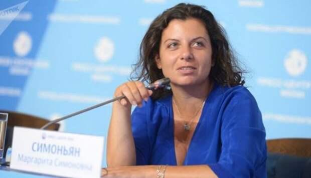 Маргарита Симоньян пояснила, что заставило Путина сделать «недопустимый» комплимент Джен Псаки