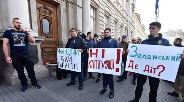 «Никаких уступок врагу»: лозунг украинского общества перед Парижским саммитом
