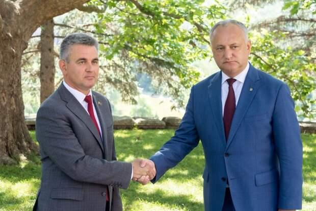 Встреча Додон–Красносельский: седьмая и, будем надеяться, не последняя