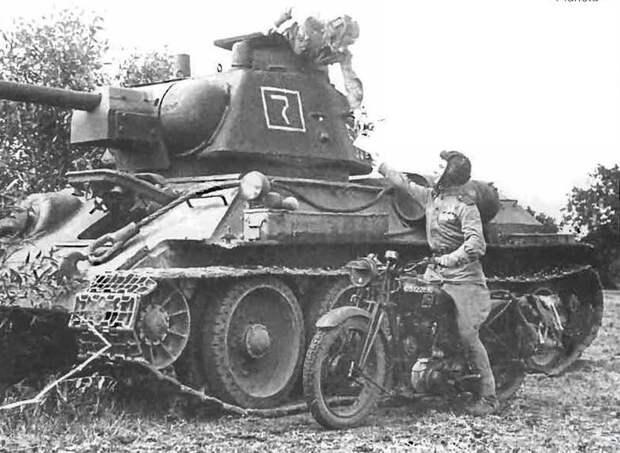 Горы расскажут. Танковый бой сержанта Андреянова