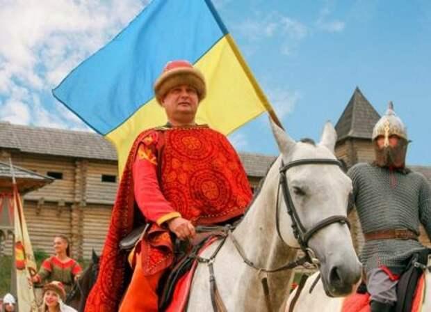Три лживых мифа, на которых держится Украина