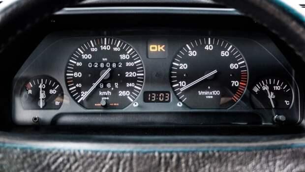 Audi 100 Turbo 1987 года с пробегом 28.082 км audi, audi 100, авто, автомобили, найдено на ebay, ретро авто, сигара, янгтаймер