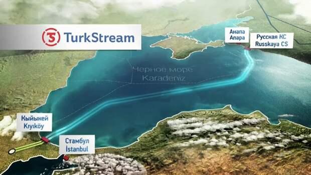 Турция пытается сбить цену на газ при помощи блефа