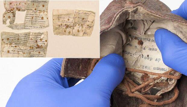 Что содержало послание, которое обнаружили в детском ботинке из Освенцима