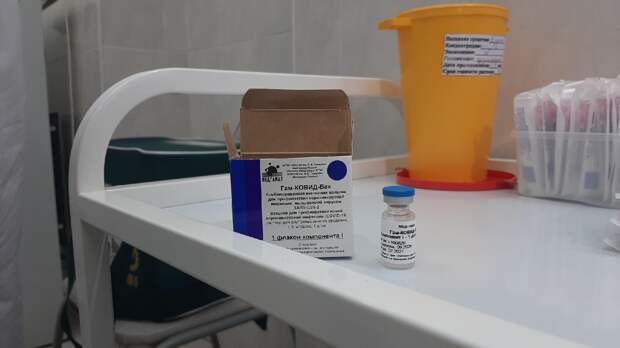 Почти 108 тысяч жителей Удмуртии поставили прививки от коронавируса