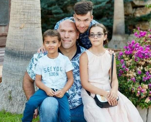 Как выглядит повзрослевшая дочь Николая Валуева