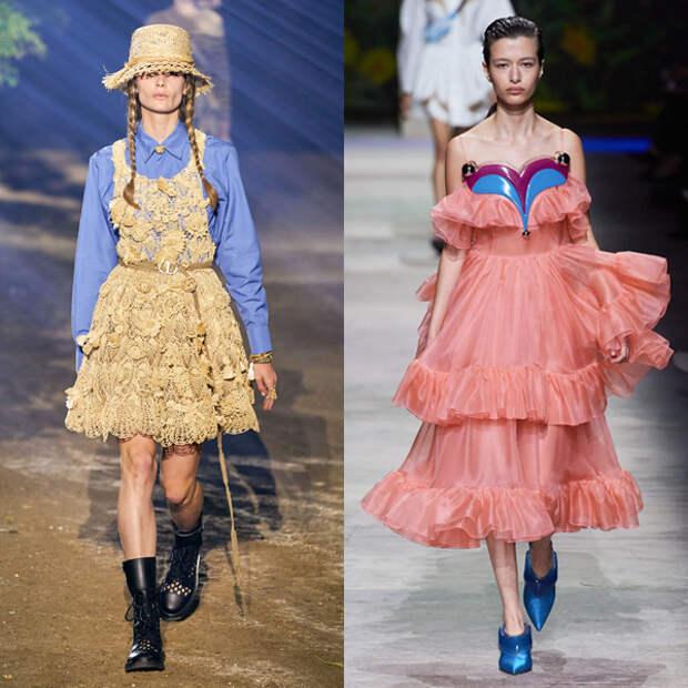 Неон, романтика и школьный стиль – 3 модных тенденции, к которым мы будем неравнодушны после изоляции