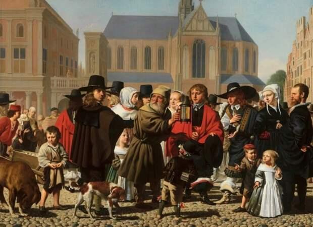 художник Цезарь Боэтиус ван Эвердинген (Cesar Boetius van Everdingen) картины – 04