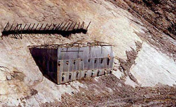 Древний ядерный реактор: следы в земле