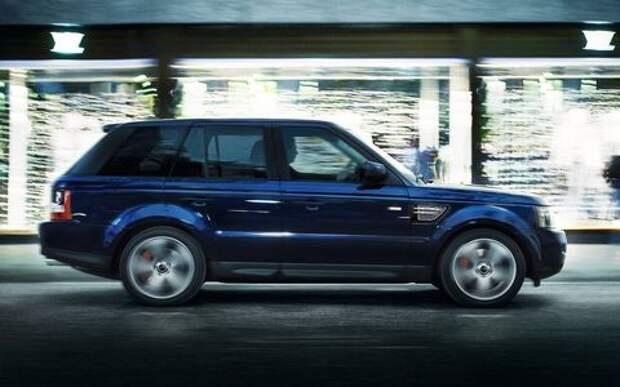 Jaguar Land Rover отзывает в России глохнущие автомобили