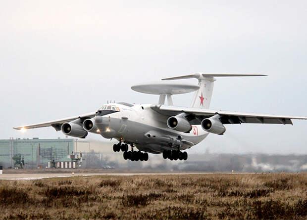 Самолет-лаборатория А-100ЛЛ впервые поднялся в воздух