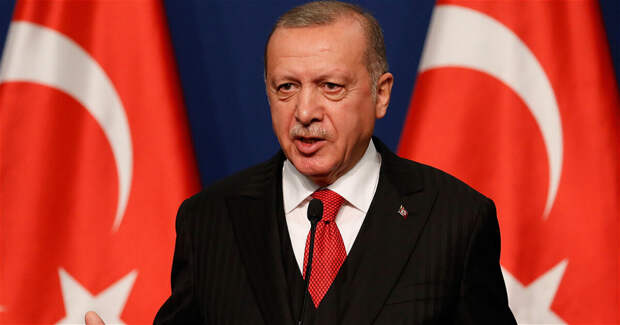 Эрдоган придумал как вторгнуться на Кавказ и не получить от русских