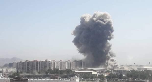 Посольство РФ в Афганистане заявило об отсутствии россиян среди погибших при взрыве в Кабуле
