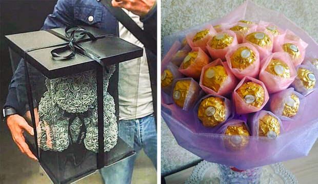 14 подарков, которые не стоит вручать девушкам (По версии женской половины редакции AdMe.ru)