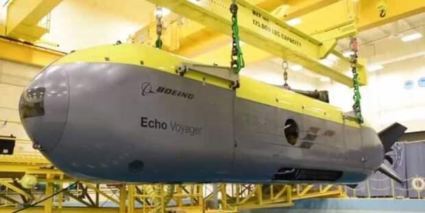 «Daily Press»: для ВМС США начали собирать беспилотник против российских подводных лодок
