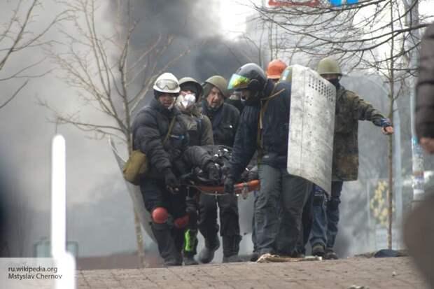 Взгляд офицера «Беркута»: «гнилая черная дыра» Татьяны Черновол