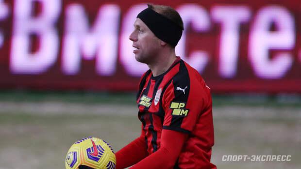 Глушаков— оматче со «Спартаком»: «Небуду комментировать судейство. Просто горжусь игроками «Химок»