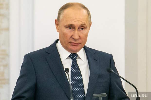 Путин обратился кроссиянам накануне выборов вГосдуму