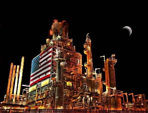 Производственный сектор США