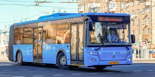 Схема движения изменилась в районе закрытых станций Люблинско-Дмитровской линии