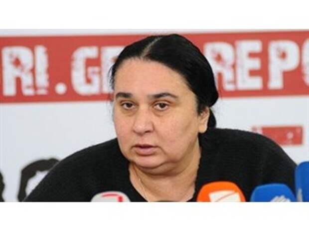 Грузия является «обесчещенным государством»: Интервью с Наной Какабадзе