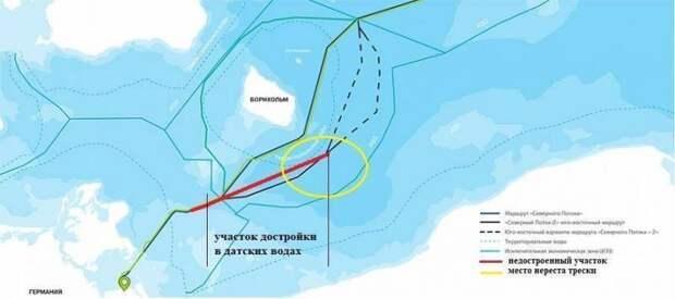 Возвращение «Черского» и Суэцкий инцидент. Мартовские хроники «Северного потока-2»