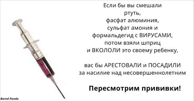 Кто-то начал в интернете пропаганду против прививок. И тут в комменты пришел иммунолог...